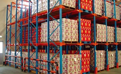 Slotted Angle Manufacturer in Kolkata, Slotted Angle Racks