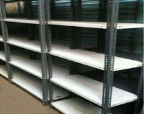Slotted Angle Manufacturer in Kolkata, Slotted Angle Racks in